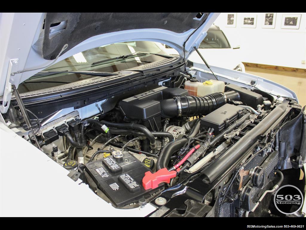 2010 Ford F-150 SVT Raptor; White/Black w/ Only 17k Miles! - Photo 52 - Beaverton, OR 97005