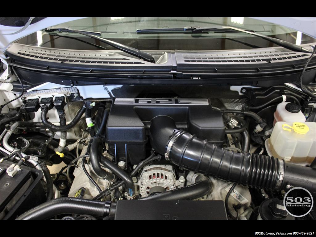 2010 Ford F-150 SVT Raptor; White/Black w/ Only 17k Miles! - Photo 53 - Beaverton, OR 97005
