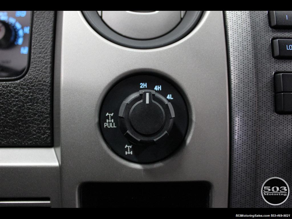 2010 Ford F-150 SVT Raptor; White/Black w/ Only 17k Miles! - Photo 33 - Beaverton, OR 97005