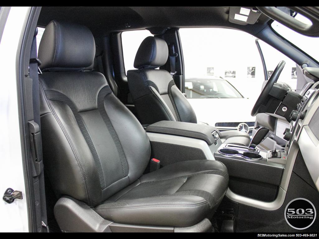 2010 Ford F-150 SVT Raptor; White/Black w/ Only 17k Miles! - Photo 39 - Beaverton, OR 97005