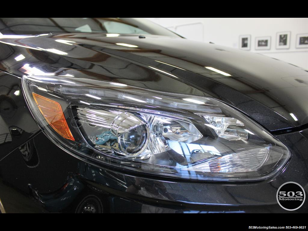 2014 Ford Focus ST; One Owner, Loaded Tuxedo Black/Black! - Photo 9 - Beaverton, OR 97005