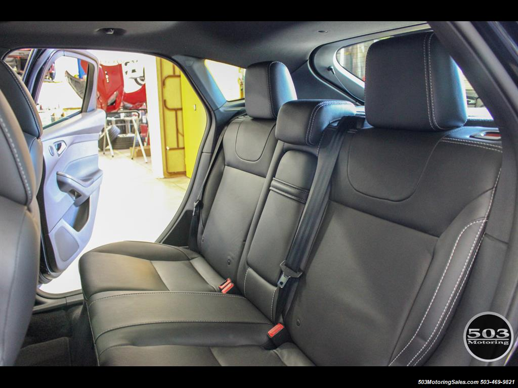 2014 Ford Focus ST; One Owner, Loaded Tuxedo Black/Black! - Photo 41 - Beaverton, OR 97005