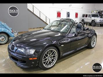 2000 BMW M Roadster; Cosmos Black/Black w/ Only 40k Miles! Convertible