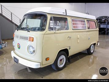 1978 Volkswagen Bus/Vanagon Westfalia