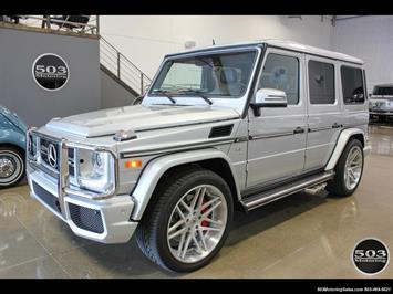 2015 Mercedes-Benz G63 AMG; Immaculate w/ Only 2k Miles! SUV