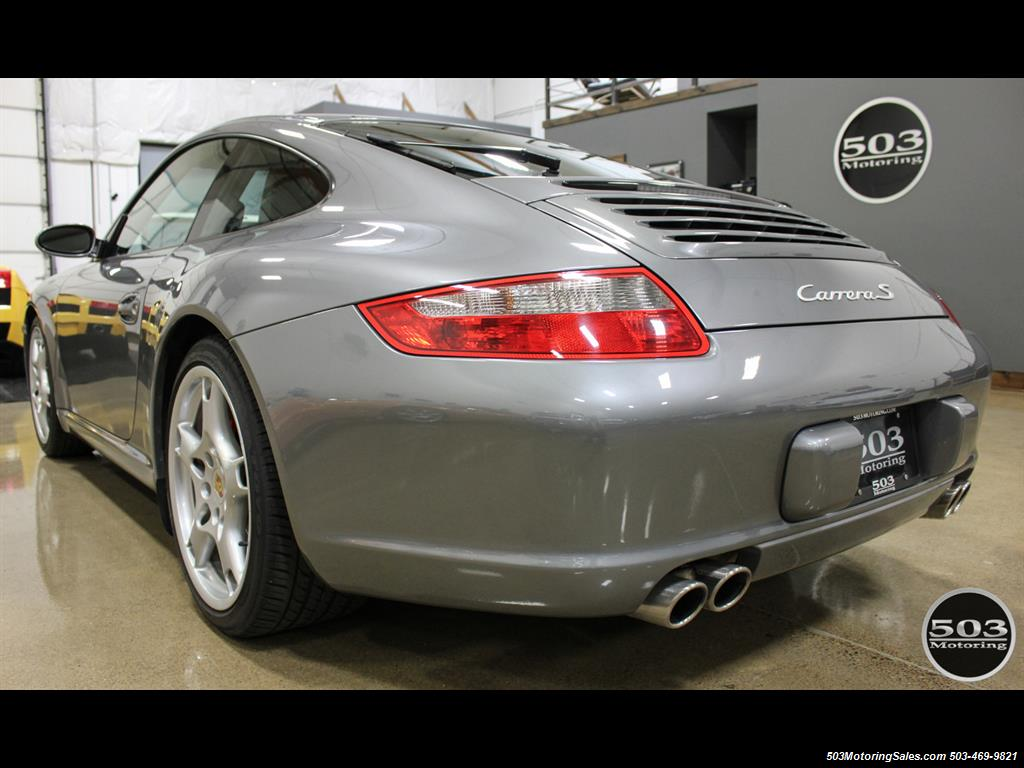 2005 Porsche 911 Carrera S; Well Specced Seal Grey w/ 48k Miles! - Photo 3 - Beaverton, OR 97005