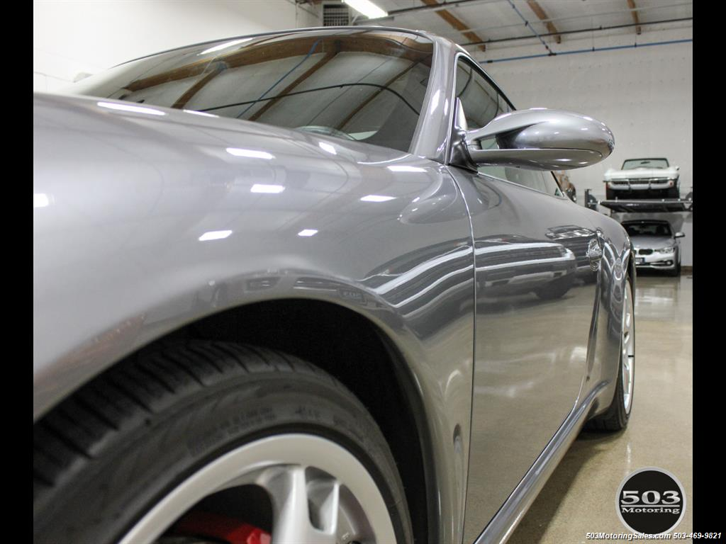 2005 Porsche 911 Carrera S; Well Specced Seal Grey w/ 48k Miles! - Photo 25 - Beaverton, OR 97005