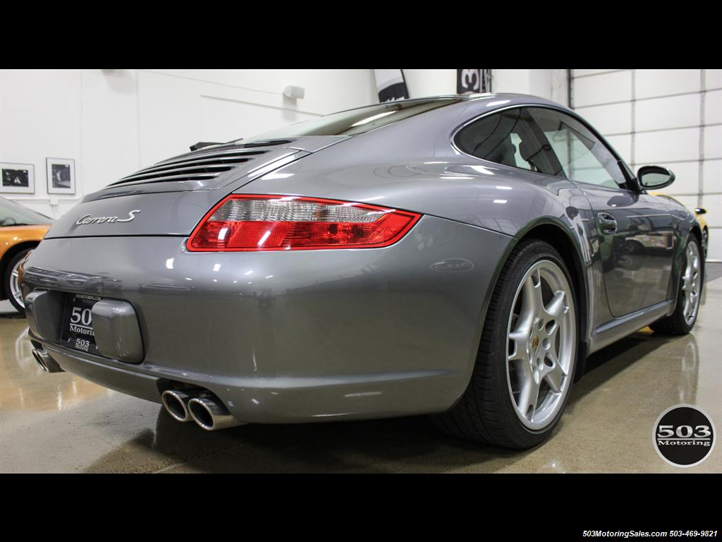 2005 Porsche 911 Carrera S; Well Specced Seal Grey w/ 48k Miles! - Photo 5 - Beaverton, OR 97005