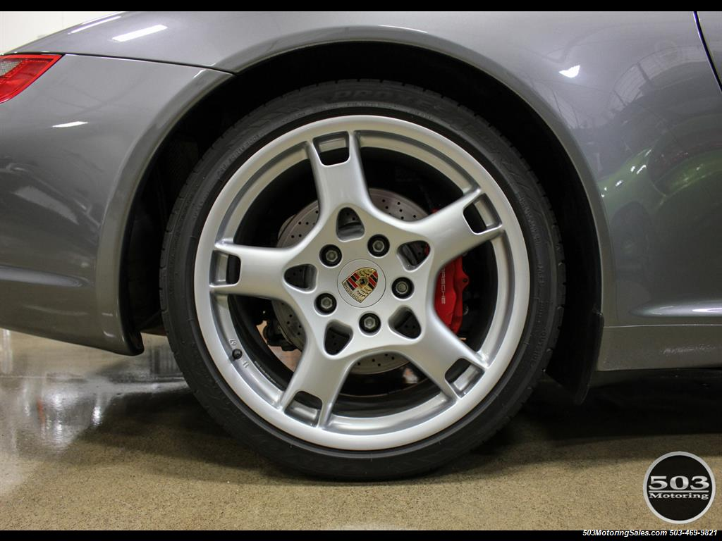2005 Porsche 911 Carrera S; Well Specced Seal Grey w/ 48k Miles! - Photo 22 - Beaverton, OR 97005