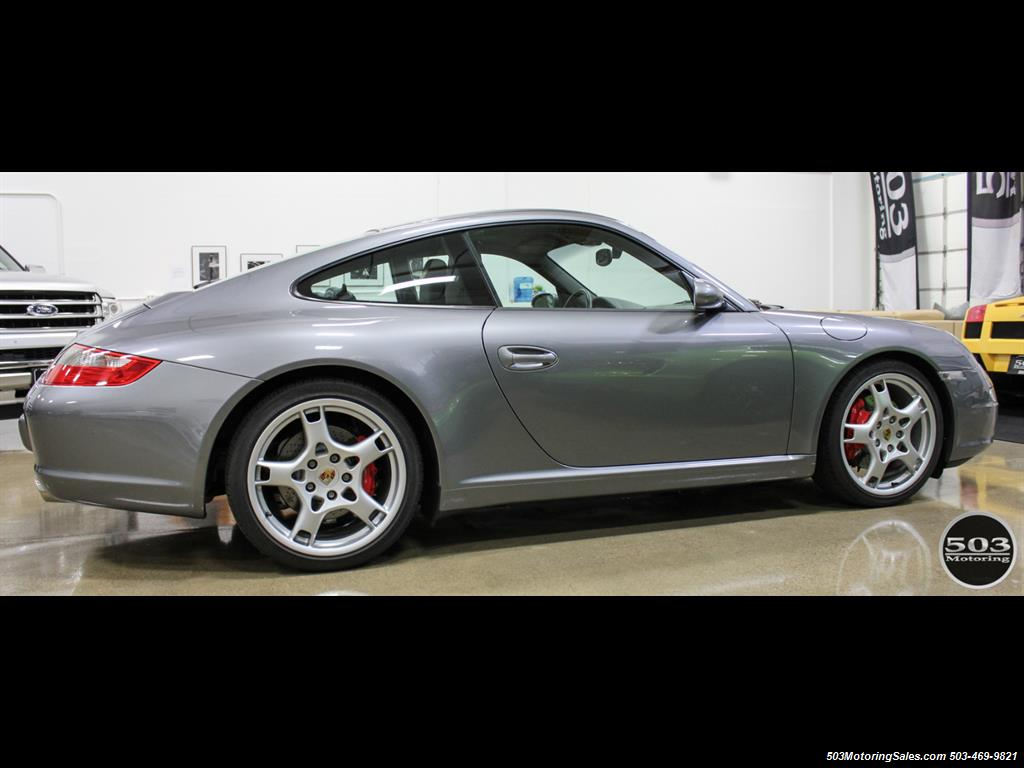 2005 Porsche 911 Carrera S; Well Specced Seal Grey w/ 48k Miles! - Photo 6 - Beaverton, OR 97005