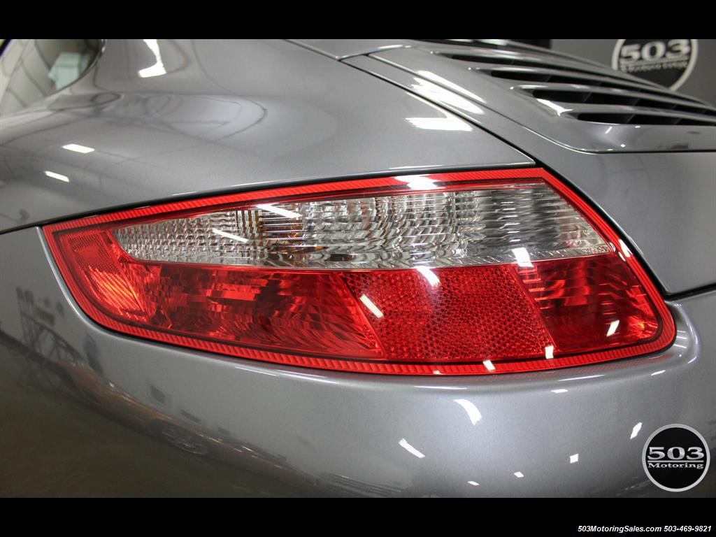 2005 Porsche 911 Carrera S; Well Specced Seal Grey w/ 48k Miles! - Photo 18 - Beaverton, OR 97005