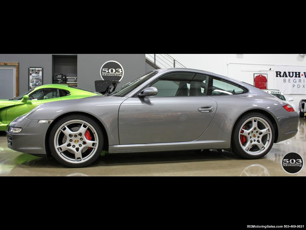 2005 Porsche 911 Carrera S; Well Specced Seal Grey w/ 48k Miles! - Photo 2 - Beaverton, OR 97005