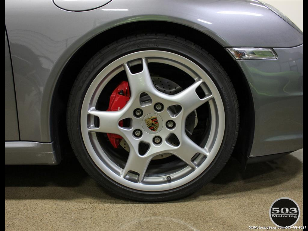 2005 Porsche 911 Carrera S; Well Specced Seal Grey w/ 48k Miles! - Photo 23 - Beaverton, OR 97005