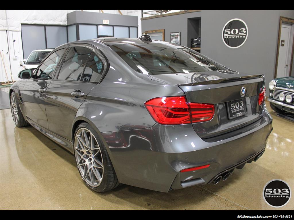 2017 BMW M3 Loaded Competition Package w/ $87k MSRP!