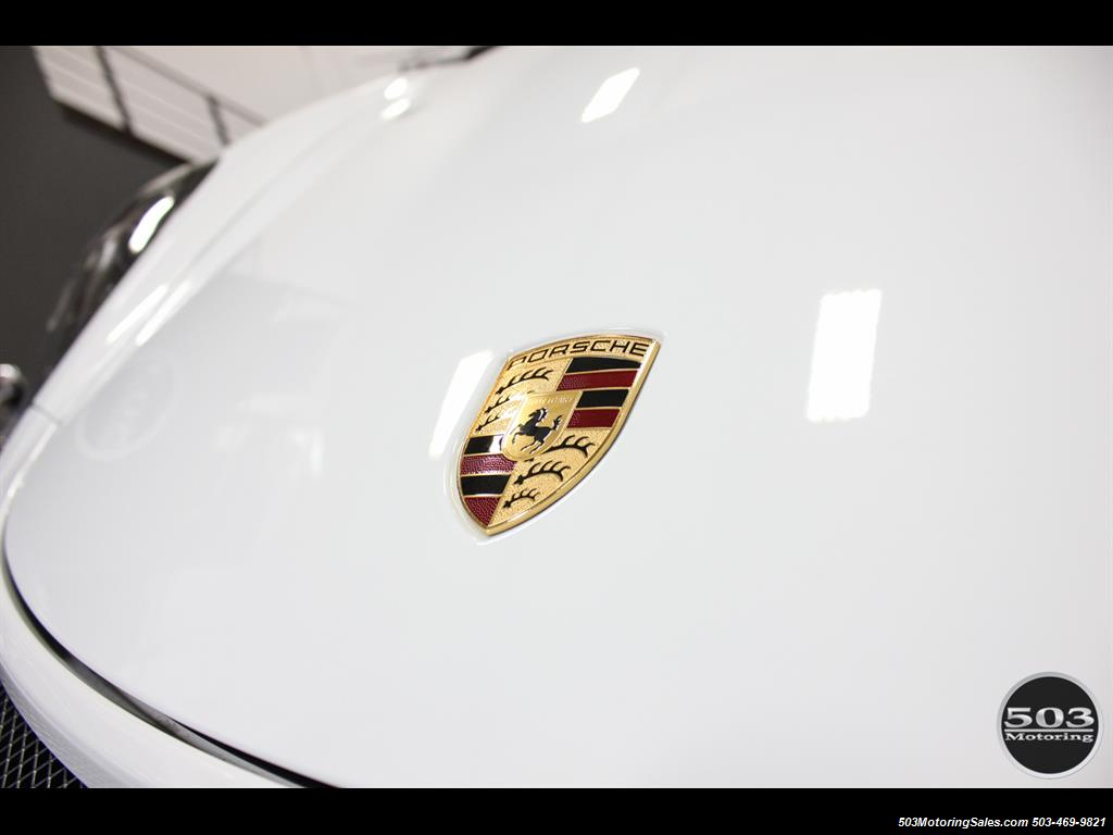 2016 Porsche Cayman GT4; White w/ Full Bucket Seats & 3k Miles! - Photo 19 - Beaverton, OR 97005