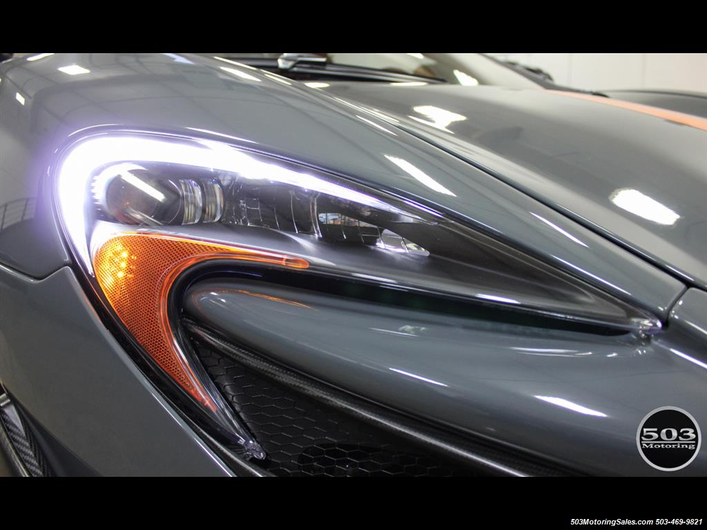 2016 McLaren 675LT Spider; Perfectly Specced Chicane Gray One Owner! - Photo 16 - Beaverton, OR 97005