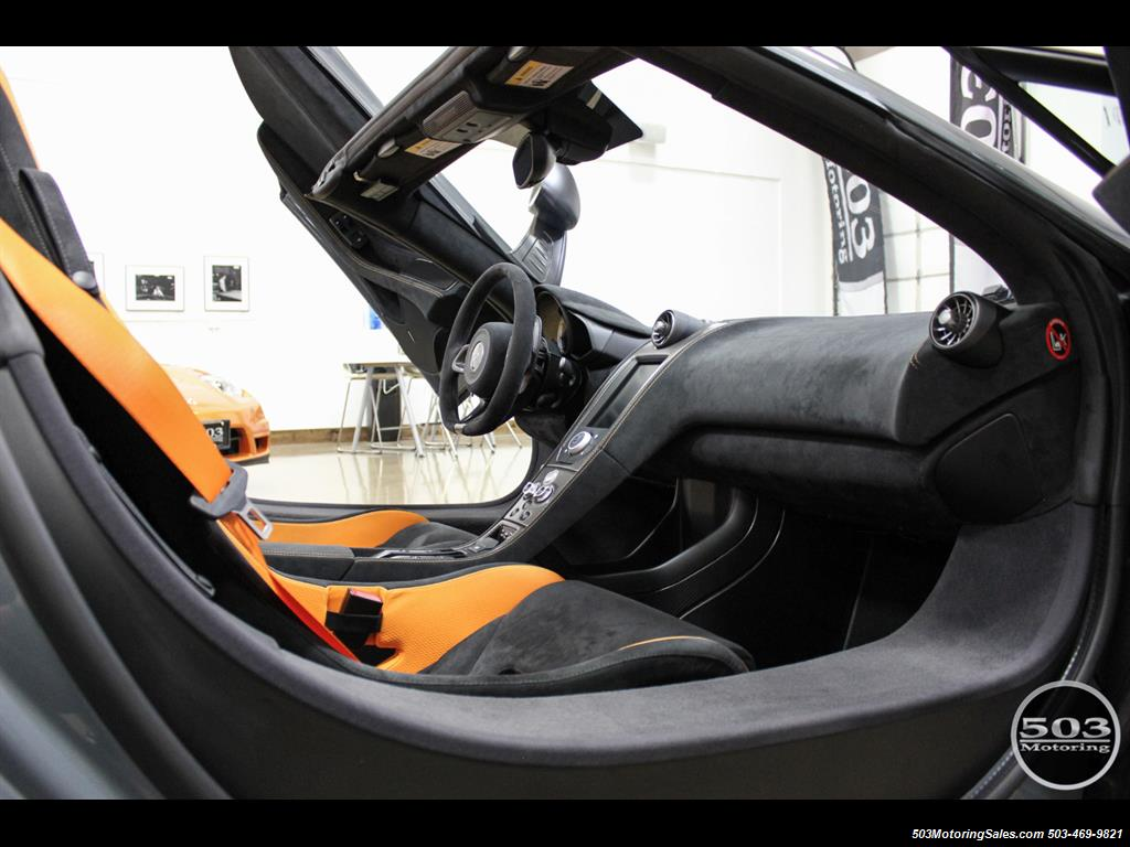 2016 McLaren 675LT Spider; Perfectly Specced Chicane Gray One Owner! - Photo 48 - Beaverton, OR 97005