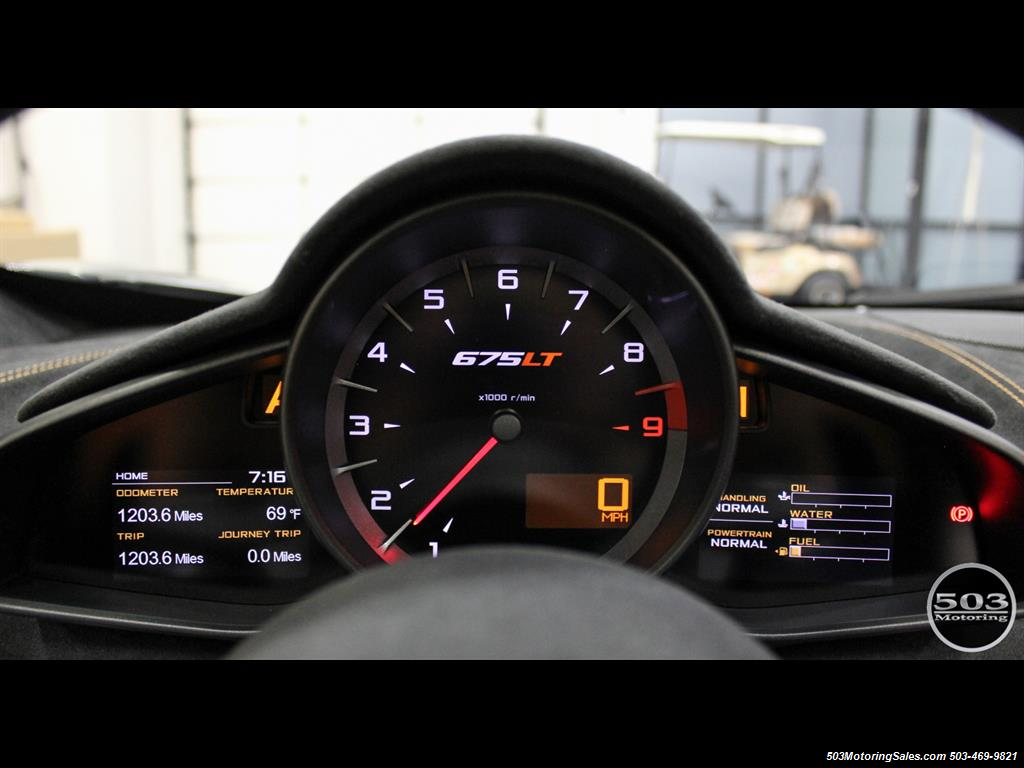 2016 McLaren 675LT Spider; Perfectly Specced Chicane Gray One Owner! - Photo 39 - Beaverton, OR 97005
