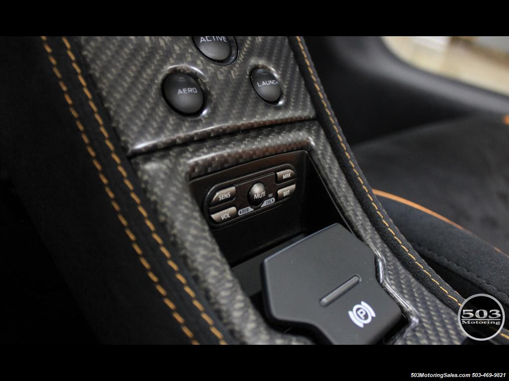 2016 McLaren 675LT Spider; Perfectly Specced Chicane Gray One Owner! - Photo 42 - Beaverton, OR 97005