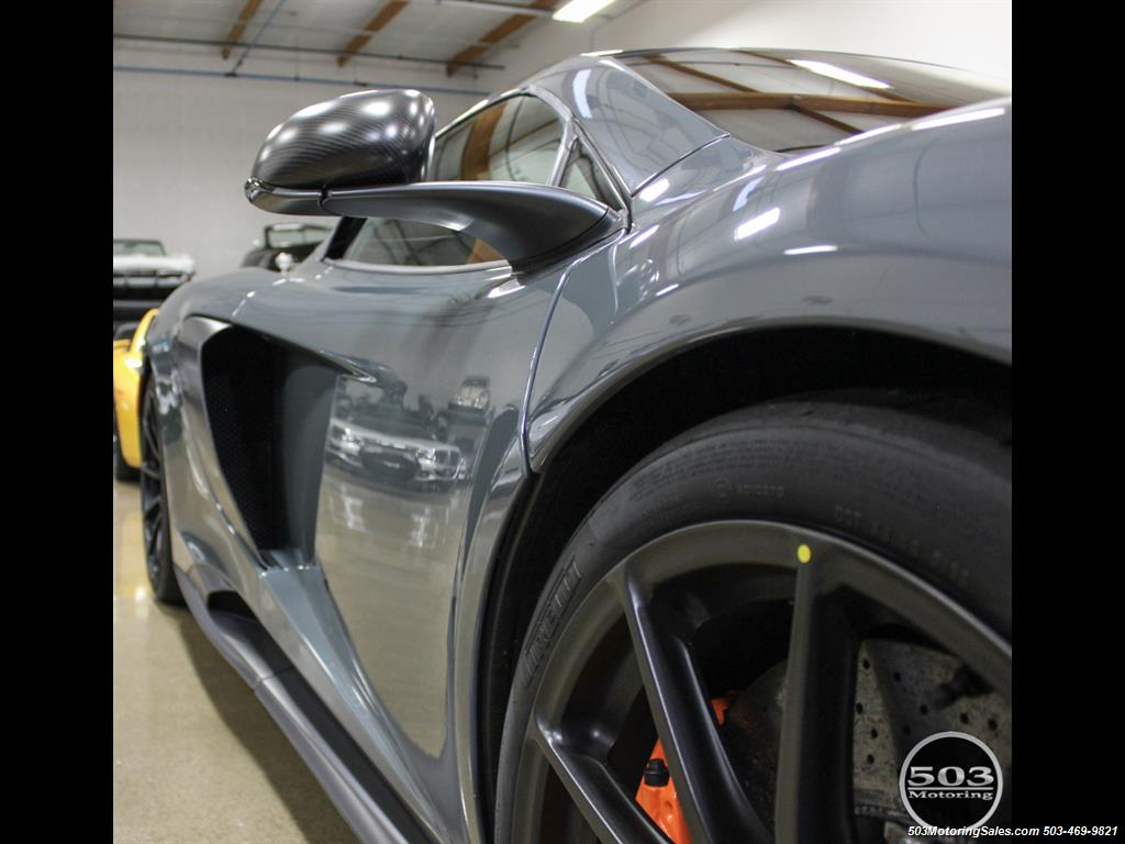 2016 McLaren 675LT Spider; Perfectly Specced Chicane Gray One Owner! - Photo 23 - Beaverton, OR 97005
