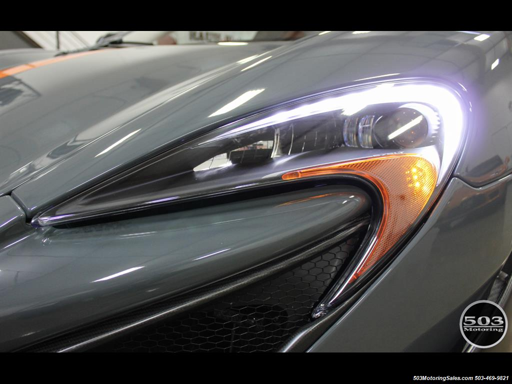 2016 McLaren 675LT Spider; Perfectly Specced Chicane Gray One Owner! - Photo 17 - Beaverton, OR 97005