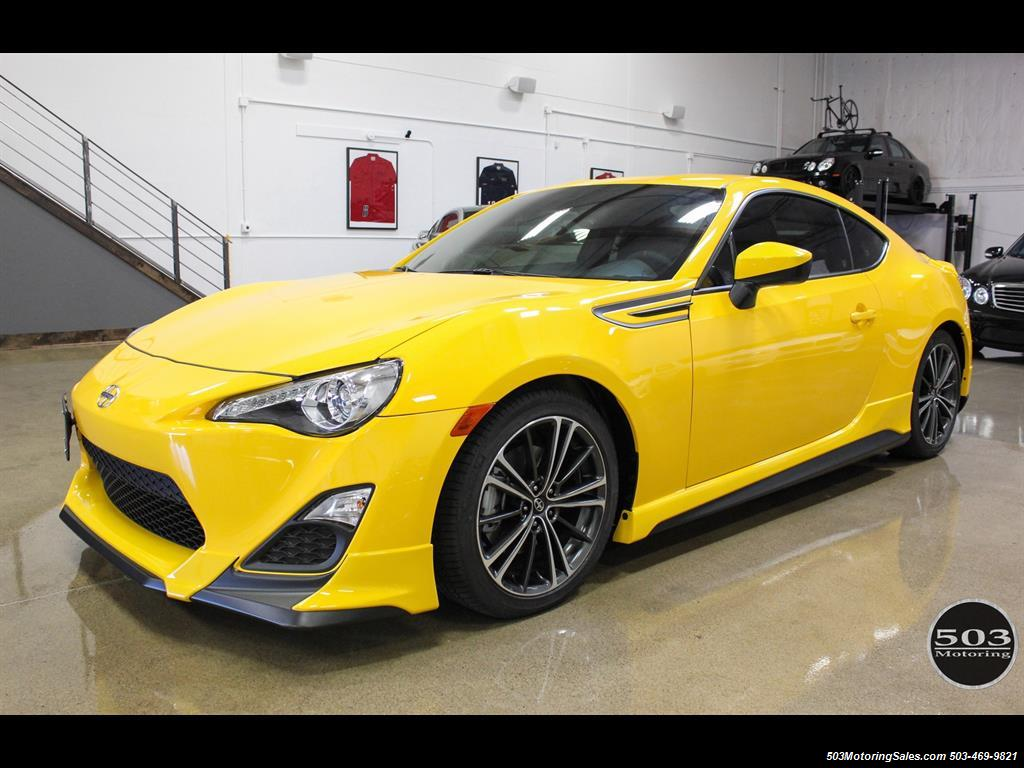 2015 scion fr s release series 1 0 vortech supercharged. Black Bedroom Furniture Sets. Home Design Ideas