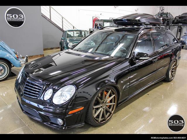 2007 mercedes benz e63 amg wagon 1 of 67 for 2007. Black Bedroom Furniture Sets. Home Design Ideas
