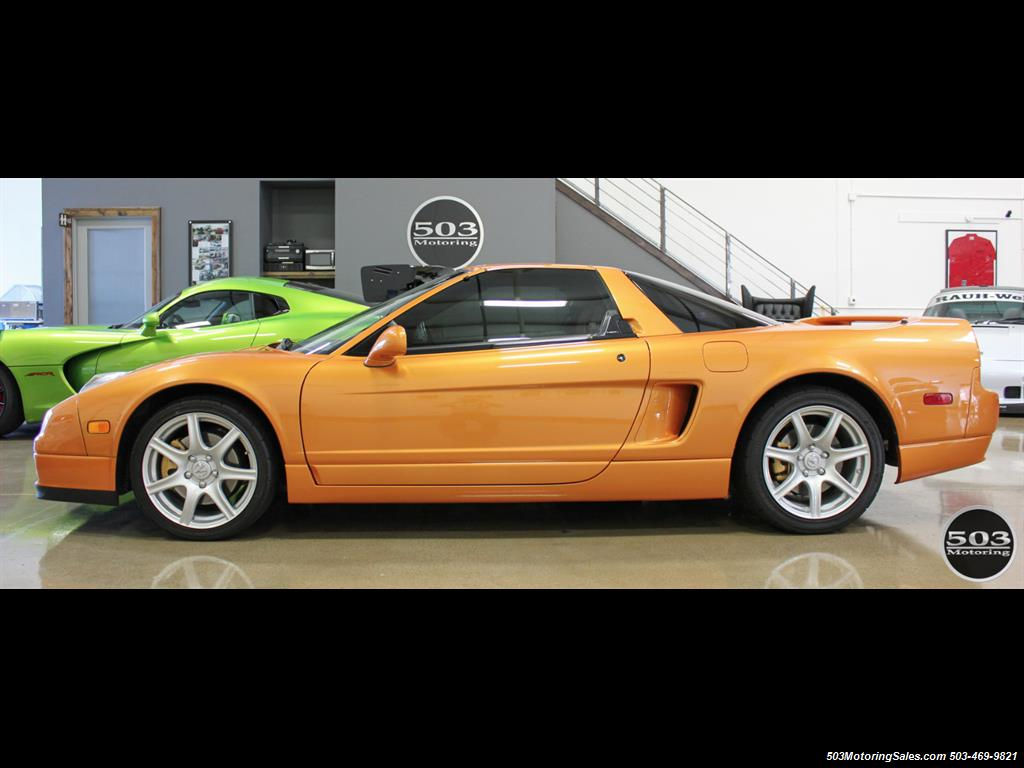 2004 Acura NSX One Owner Imola Orange w/ 15k Miles! - Photo 3 - Beaverton, OR 97005