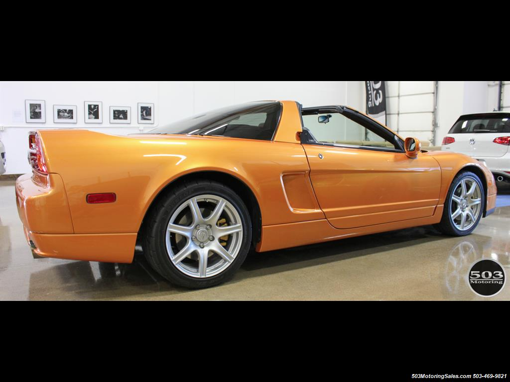 2004 Acura NSX One Owner Imola Orange w/ 15k Miles! - Photo 12 - Beaverton, OR 97005