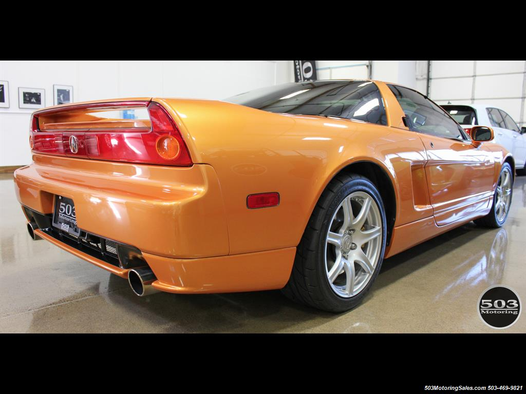 2004 Acura NSX One Owner Imola Orange w/ 15k Miles! - Photo 6 - Beaverton, OR 97005