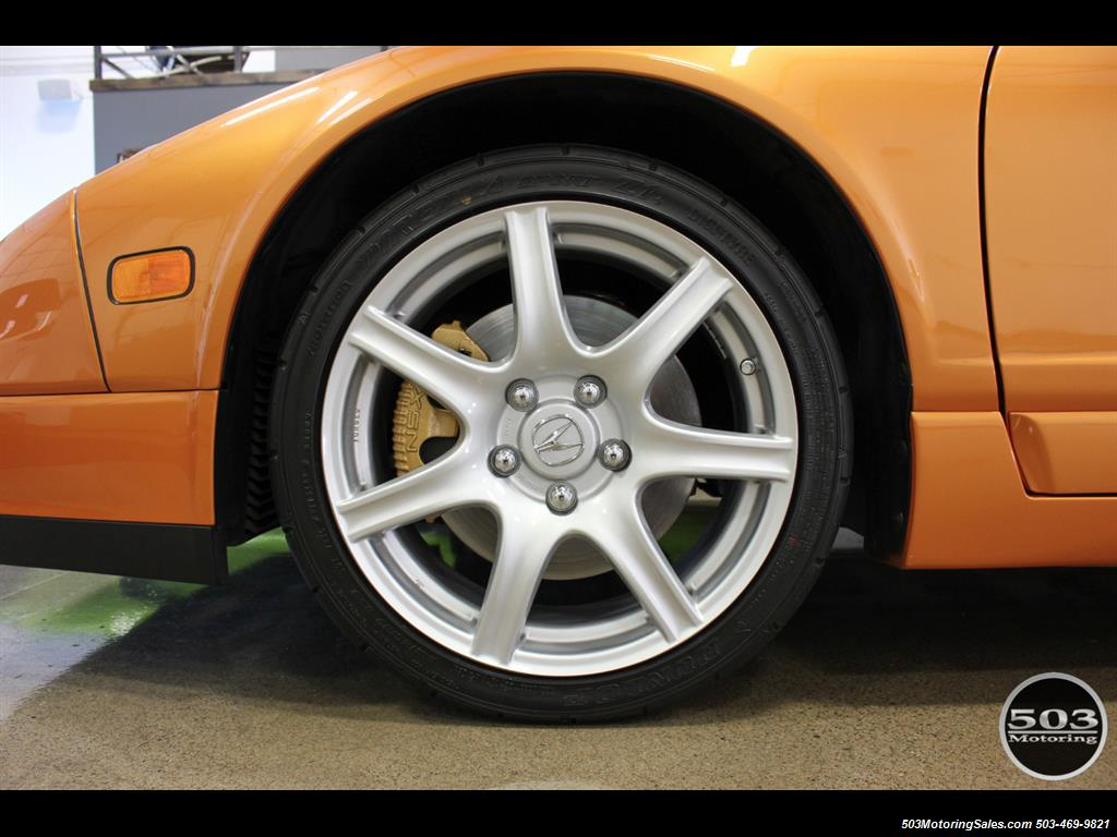 2004 Acura NSX One Owner Imola Orange w/ 15k Miles! - Photo 29 - Beaverton, OR 97005