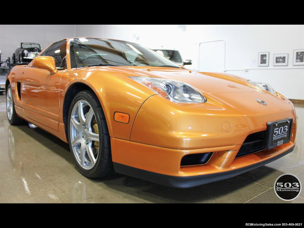 2004 Acura NSX One Owner Imola Orange w/ 15k Miles! - Photo 8 - Beaverton, OR 97005
