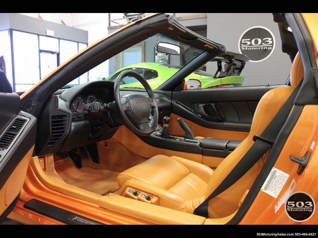 2004 Acura NSX One Owner Imola Orange w/ 15k Miles! - Photo 35 - Beaverton, OR 97005