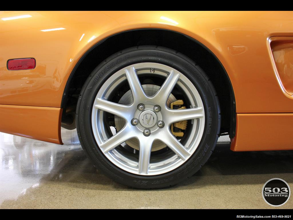 2004 Acura NSX One Owner Imola Orange w/ 15k Miles! - Photo 31 - Beaverton, OR 97005