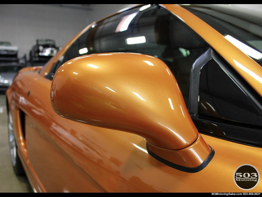 2004 Acura NSX One Owner Imola Orange w/ 15k Miles! - Photo 16 - Beaverton, OR 97005