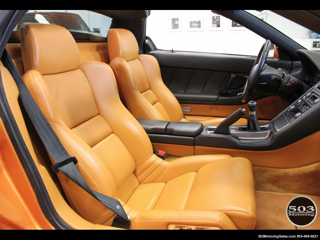 2004 Acura NSX One Owner Imola Orange w/ 15k Miles! - Photo 46 - Beaverton, OR 97005