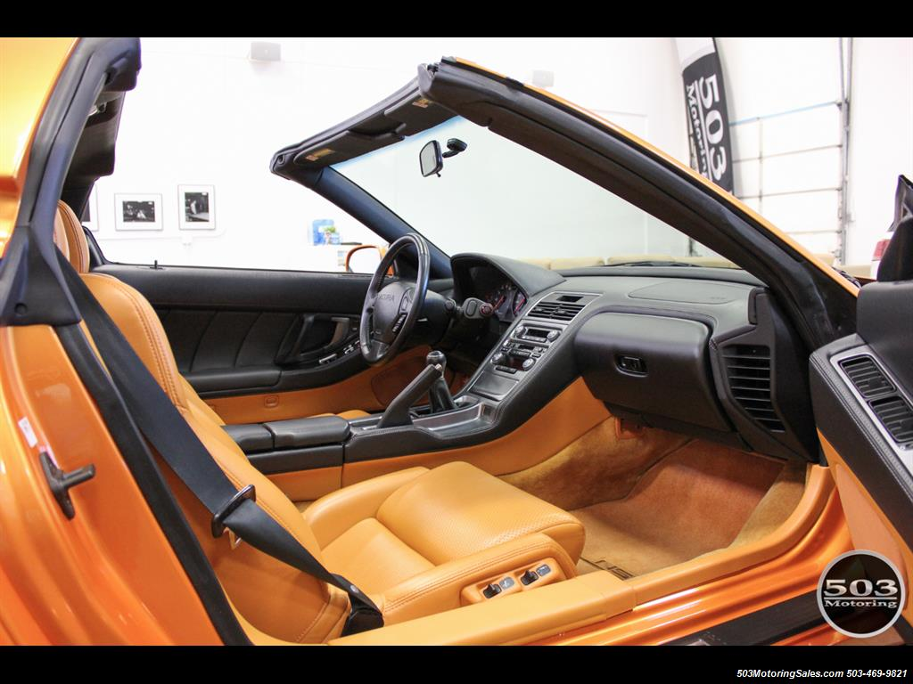 2004 Acura NSX One Owner Imola Orange w/ 15k Miles! - Photo 45 - Beaverton, OR 97005