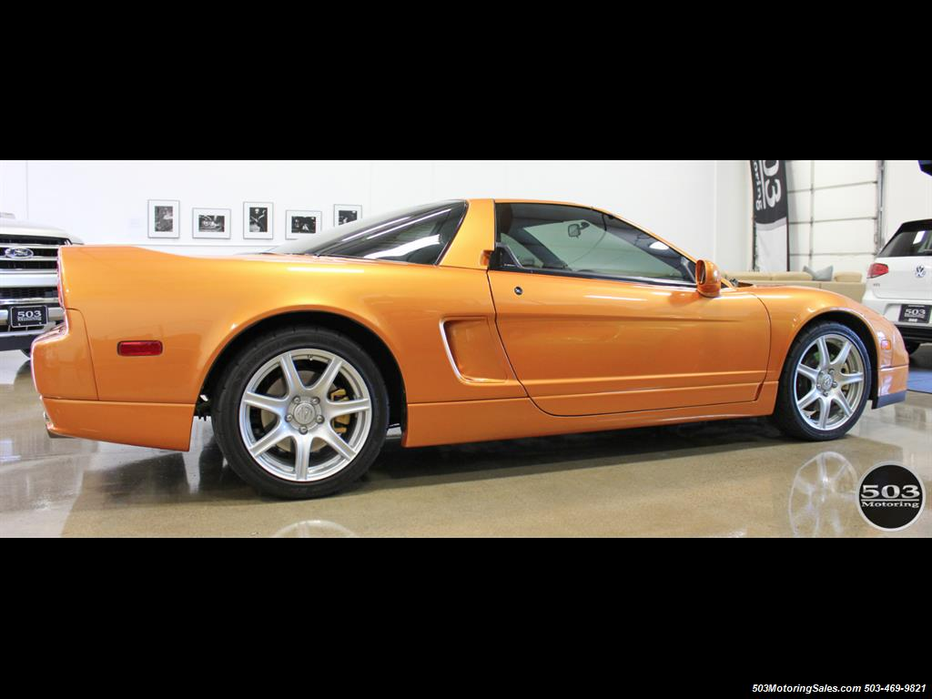 2004 Acura NSX One Owner Imola Orange w/ 15k Miles! - Photo 7 - Beaverton, OR 97005