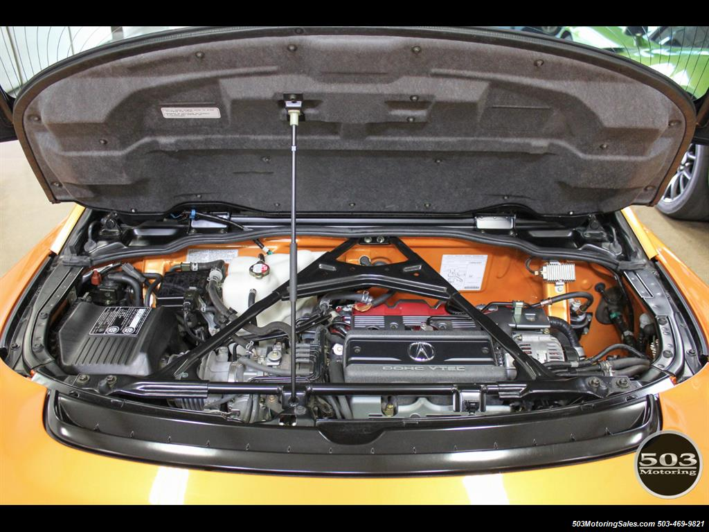 2004 Acura NSX One Owner Imola Orange w/ 15k Miles! - Photo 50 - Beaverton, OR 97005