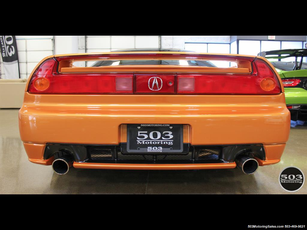 2004 Acura NSX One Owner Imola Orange w/ 15k Miles! - Photo 5 - Beaverton, OR 97005