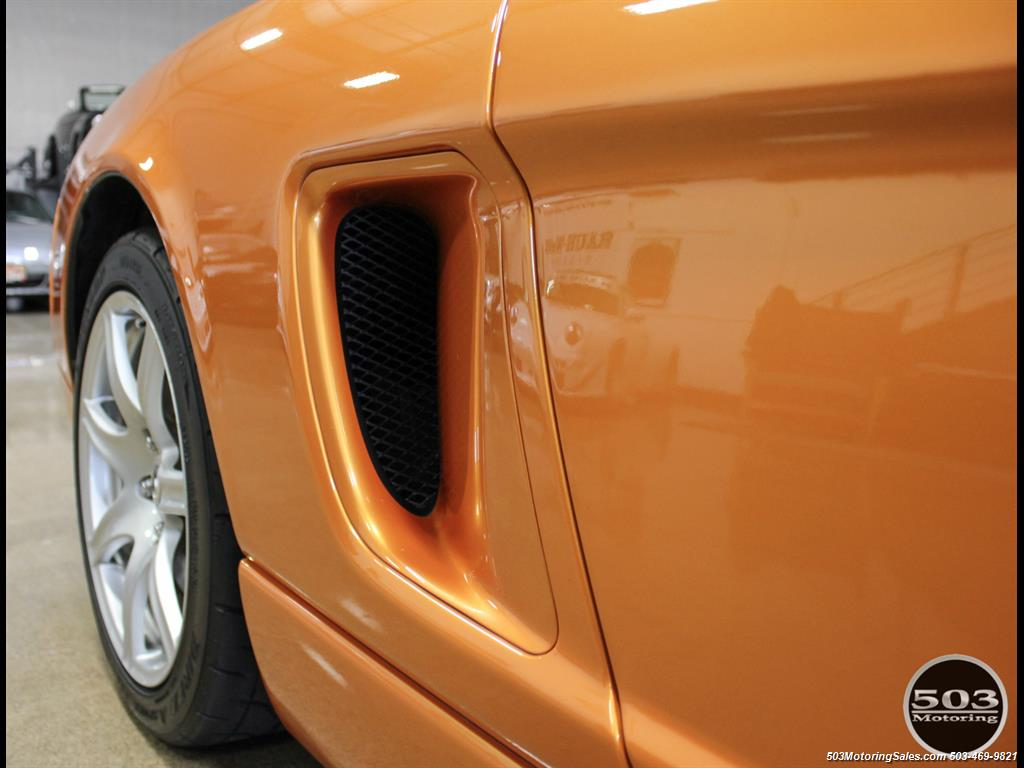 2004 Acura NSX One Owner Imola Orange w/ 15k Miles! - Photo 21 - Beaverton, OR 97005
