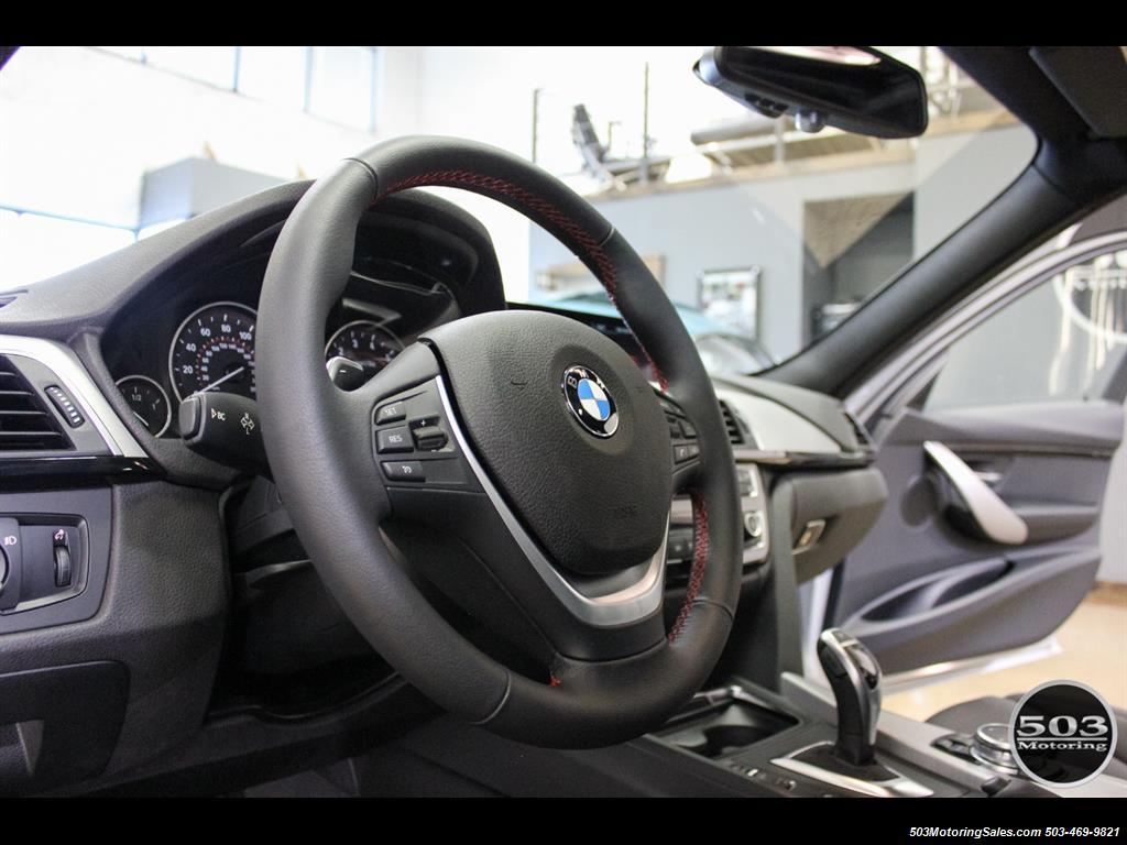 2016 BMW 328i xDrive; Silver/Black w/ Less than 250 Miles! - Photo 24 - Beaverton, OR 97005