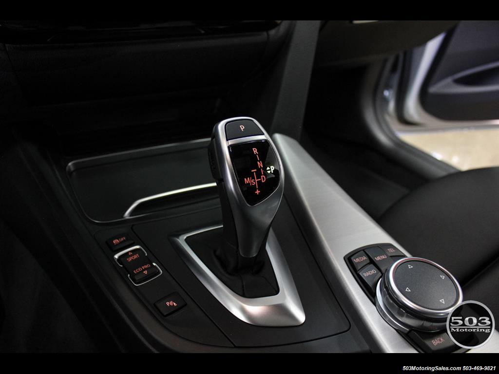 2016 BMW 328i xDrive; Silver/Black w/ Less than 250 Miles! - Photo 29 - Beaverton, OR 97005
