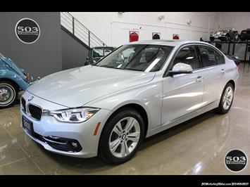 2016 BMW 328i xDrive; Silver/Black w/ Only 100 Miles! Sedan