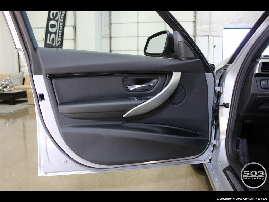 2016 BMW 328i xDrive; Silver/Black w/ Less than 250 Miles! - Photo 32 - Beaverton, OR 97005