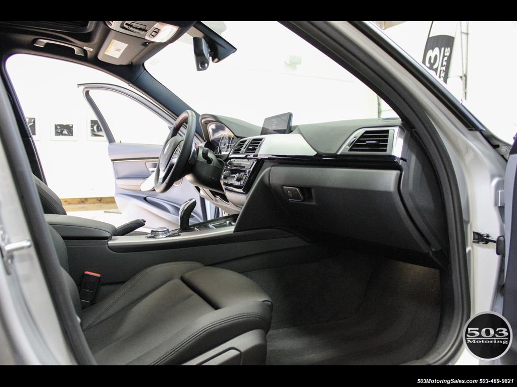 2016 BMW 328i xDrive; Silver/Black w/ Less than 250 Miles! - Photo 33 - Beaverton, OR 97005