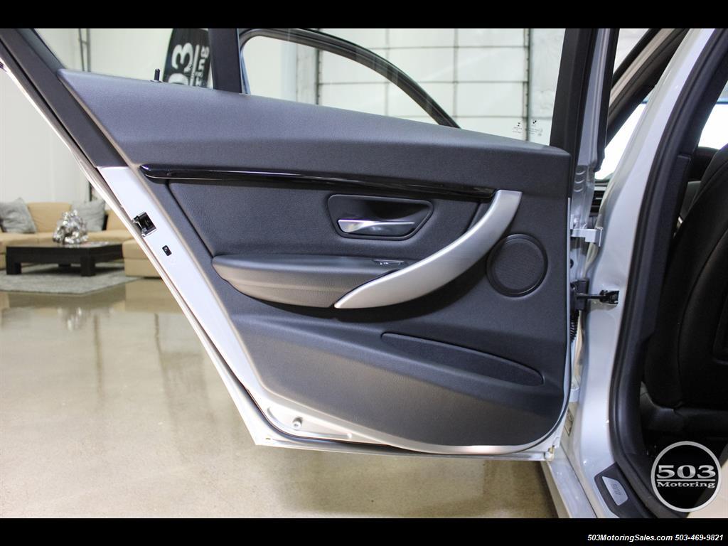 2016 BMW 328i xDrive; Silver/Black w/ Less than 250 Miles! - Photo 41 - Beaverton, OR 97005