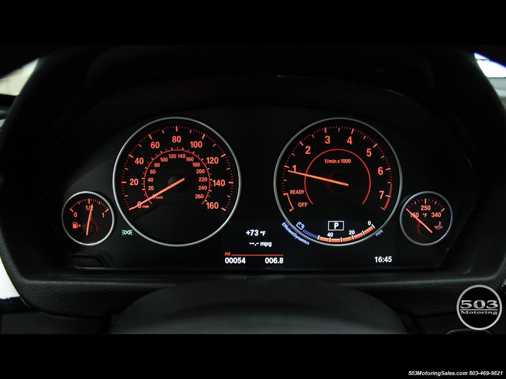 2016 BMW 328i xDrive; Silver/Black w/ Less than 250 Miles! - Photo 25 - Beaverton, OR 97005
