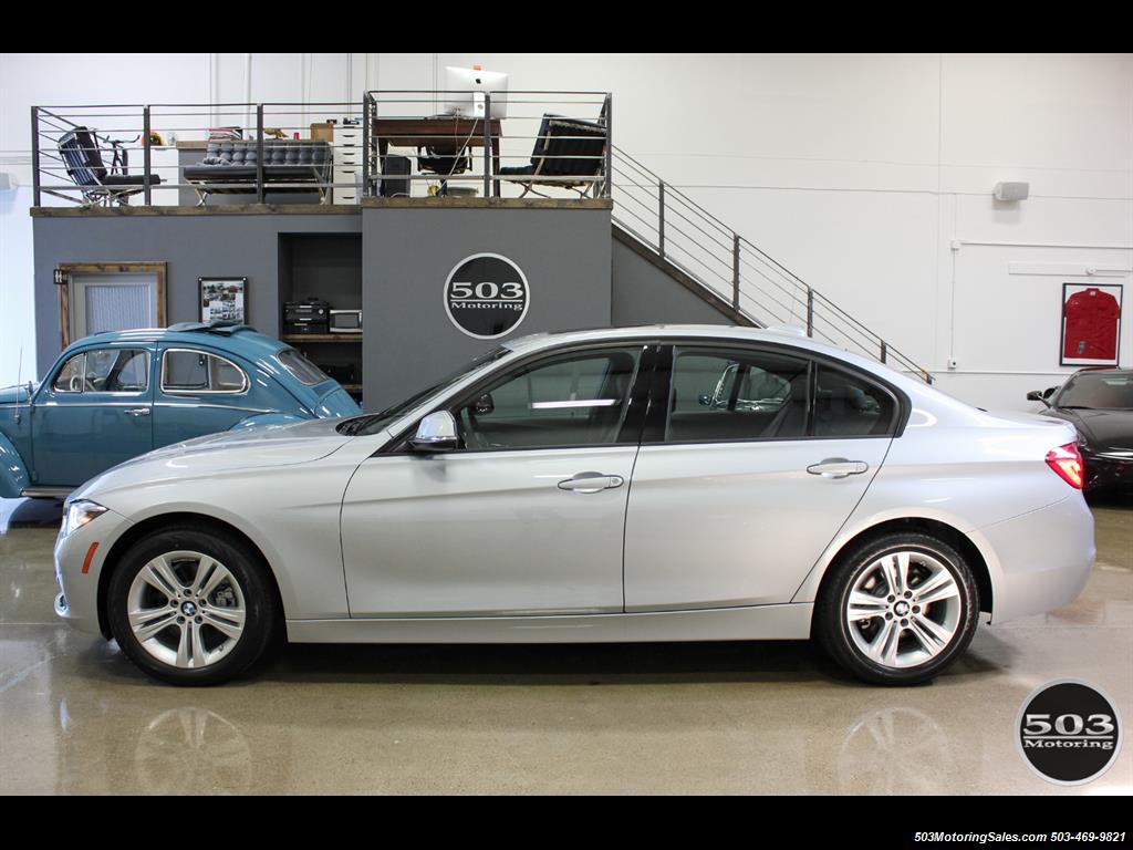 2016 BMW 328i xDrive; Silver/Black w/ Less than 250 Miles! - Photo 2 - Beaverton, OR 97005
