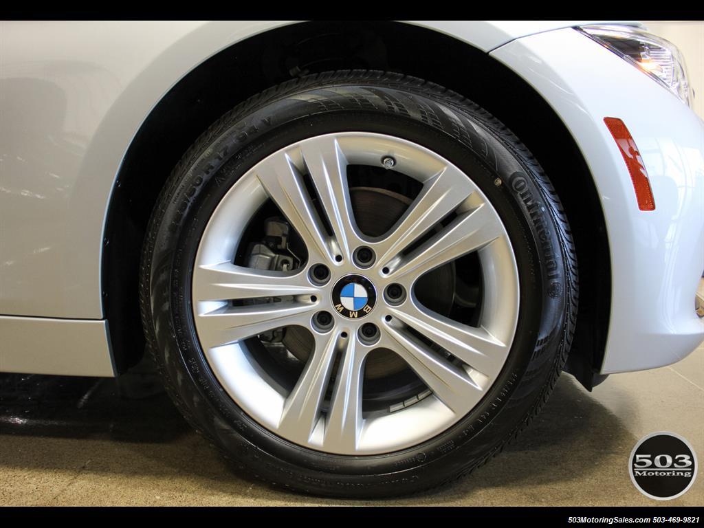 2016 BMW 328i xDrive; Silver/Black w/ Less than 250 Miles! - Photo 21 - Beaverton, OR 97005
